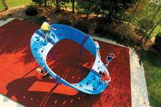Looping playground