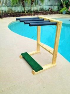 Vertical Surfboard Rack Storage Shelf by FiercesFixins | Etsy