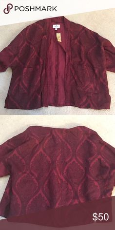 Submit ANY Offer! American Eagle Kimono w Pockets Brand New!Regualr Price is $70! American Eagle Outfitters Sweaters Cardigans