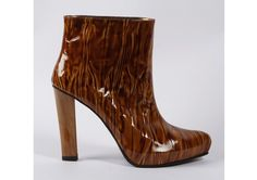 """""""Earthy chic"""" ankle boots"""