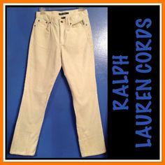 BOGO FREE LAUREN BY RALPH LAUREN CORDUROYS SZ 6 LAUREN BY RALPH LAUREN CORDUROYS SZ 6 Ralph Lauren Pants
