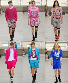 Neon Fashion / Neon Moda