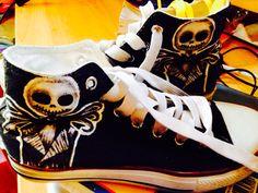 Customised Jordans Sneakers, Air Jordans, High Top Sneakers, Footwear, Boots, Fashion, Crotch Boots, Moda, Shoe