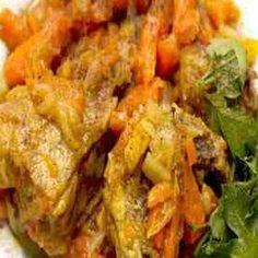 Filipino Chicken Stew