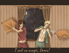 I said no magic! -Redrawn- by ~Isi-Angelwings on deviantART