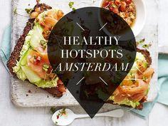 26 x healthy hotspot in Amsterdam
