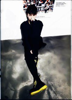 SHINee Key - Elle Girl Magazine March Issue '13