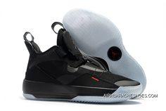 1fc320001f2 Best Air Jordan 33 All Black Sneakers