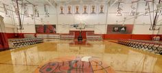 The Bulls/Sox Academy features 3 high school regulation courts available for renting.