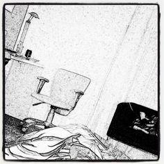 Rascunho de um quarto