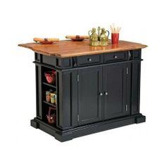 Kitchen Island Breakfast Bar Counter Stool Drop Leaf Storage Furniture Cart New - Kitchen Islands & Carts