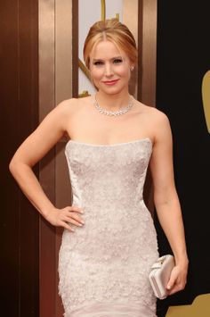 Kristen Bell at the Oscars 2014