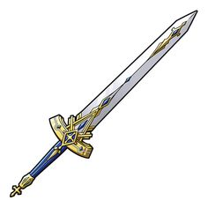 Anime Weapons, Fantasy Weapons, Magic Background, Sword Design, Anime Warrior, Weapon Concept Art, Fantasy Character Design, Ms Gs, Sword Art Online