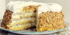 De foarte mult timp aveam in lista prepararea acestei retete de Tort Egiptean, dar nu stiu de ce mi se parea greu de facut. Insa nu e DELOC! greu. Prepararea foilor cu nuca merge ca pe banda, crema...