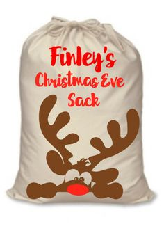 A personal favourite from my Etsy shop https://www.etsy.com/uk/listing/478498813/christmas-eve-sack-christmas-eve-sack