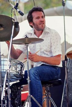 Levon Helm of the band