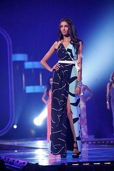 Sarahs Aqua and Black Print Wrap Maxi Dress sarah-parrott Dressed To Kill, Maxi Wrap Dress, Print Wrap, Star Fashion, Black Print, Gowns, Popular, Stars, Stylish