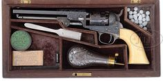 March 2016 – Extraordinary Firearms Auction Selected Highlights