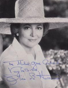 Happy 100th to a true legend, Olivia de Havilland!