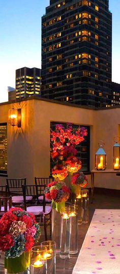 ~The Peninsula Rooftop - 700 5th Ave, NYC, New York | House of Beccaria