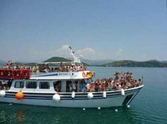 Theo's Boat BBQ Excursions in Corfu  #greece #greekislands #excursion #thingstodo #justbookexcursions #corfu