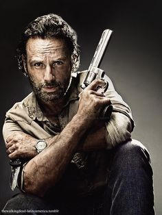 Andrew Lincoln, I like your face.  ;)