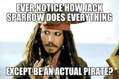 Image result for jack sparrow funny