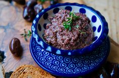 Kalamata Olive Tapenade – Notes of Bacon