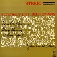 Bill Evans Trio-Everybody Digs Bill Evans-180 Gram Vinyl Record | Acoustic Sounds