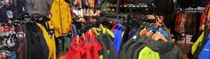 "Tip: Water ""resistant"" ski jackets (sometimes labeled 'snowproof') are designed so that water or rain rolls off its surface. While they can offer enough protection in light conditions, it's not enough for heavy snow or rain. We only carry 'waterproof' jackets in-store so you don't have to worry that you'll be left damp or cold while you're on the mountain! http://www.thedestination.ca/winter-rentals/"