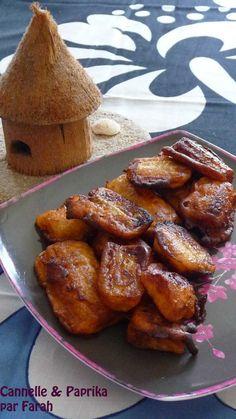Beignets de banane (La Réunion) #recette #beignet #banane #facile