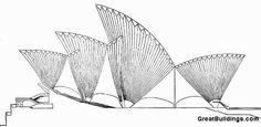 sydney opera house drawing - Google Search