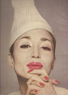 Richard Avedon - China Machado