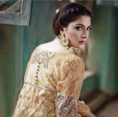 Ayeza Khan Throw Back to #ZohaibQadeerCouture Eid Collection 2016 Shoot! #Gorgeous #Elegant #Style #AyezaKhan #EidCollection16 #SummerCasual #SummerOutfits #PakistaniFashion #PakistaniActresses #PakistaniCelebrities  ✨