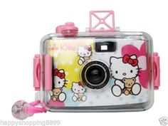 New-Lomo-Aqua-Aquapix-35mm-Underwater-Waterproof-Film-Camera-HelloKitty-Cat