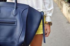 I wish I had a Phantom bag {celine} Celine Tote, Celine Luggage, Fashion Bags, Bag Accessories, Style Me, Autumn Fashion, Clothes For Women, Shoe Bag, Stylish