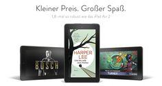 Kleiner Preis. Großer Spaß. Ipad Air 2, Fire Tablet, Phone, Wi Fi, Telephone, Mobile Phones