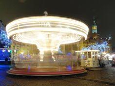 fot. Karol Przybyła #carousel #lights