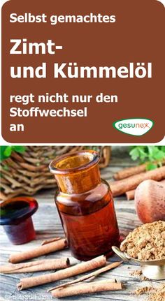 DIY cinnamon and cumin oil not only stimulates the metabolism - Detox Recipes Ideen Healthy Smoothies, Healthy Drinks, Smoothie Recipes, Smoothie Cleanse, Breakfast Smoothies, Vegan Breakfast, Fruit Smoothies, Detox Recipes, Healthy Recipes