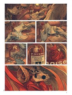 The New Blacksad L'Enfer, le silence Preview