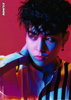 XIUMIN - 'THE WAR : THE POWER OF MUSIC' OFFICIAL GOODS