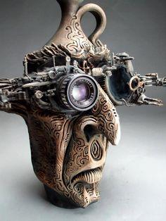 Grafton Pottery By Mitchell Grafton