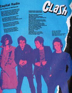 The Clash Capitol Radio