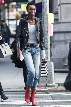 Want to Stand Out? Try This Boot Trend | Who What Wear