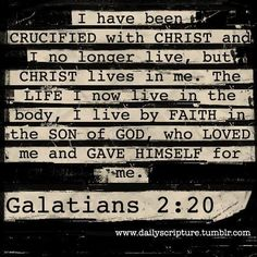 Christ lives in me. pic.twitter.com/p32cSby97H