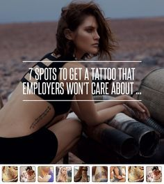 7 Spots to Get a Tattoo That Employers Won't Care about ... → Beauty