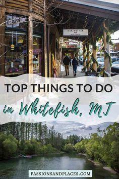 Glacier National Park Montana, Glacier Park, Yellowstone National Park, National Parks, West Glacier Montana, Places To Travel, Places To Go, Travel Destinations, Whitefish Mountain