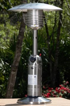 Image Of: Propane Patio Heaters Tall | Patio Furniture And Accessories |  Pinterest | Propane Patio Heater, Patios And House