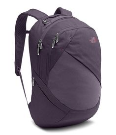 The North Face Isabella Backpack Women Dark Eggplant Purple Dark/Amaranth Purple North Face Women, The North Face, North Faces, Skateboard Gear, Eggplant Purple, Outdoor Woman, Outdoor Outfit, North Face Backpack, Laptop Sleeves
