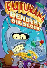 Futurama the Movie: Bender